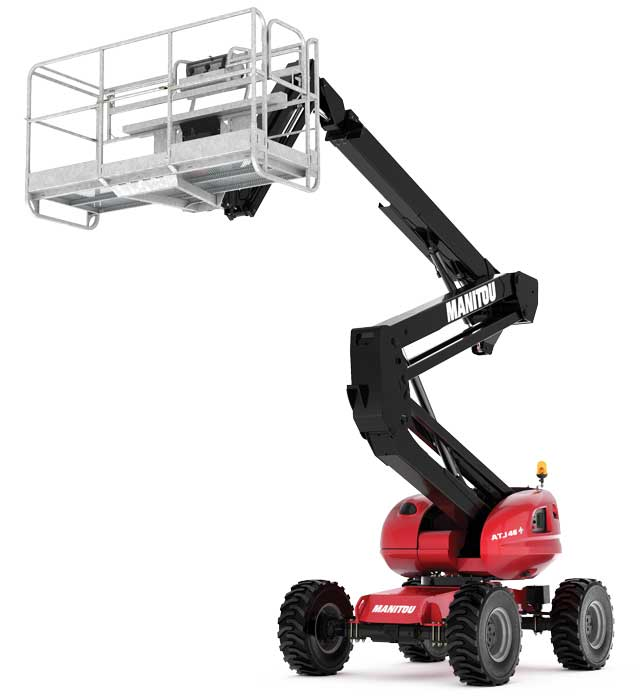 Manitou ATJ 46+ Mobile Elevating Work Platform