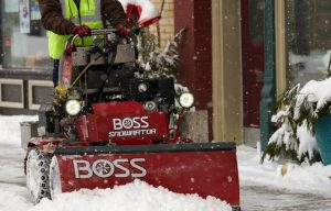 Watch: BOSS Snowplow Redesigns Its Latest Acquisition, Snowrator