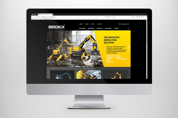 Brokk_New Website