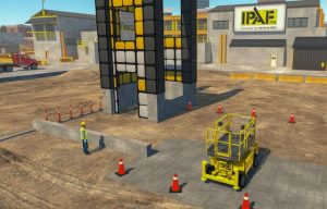 Serious Labs Developing VR Training Modules for IPAF PAL+ Advanced Operator Certification