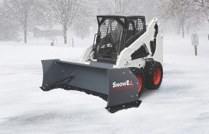 SnowEx Introduces POWER PUSHER TE Snow Pushers