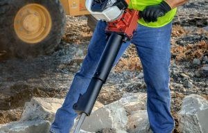 US Hammer Launches New Gas-Powered Jackhammers, Competing Against Traditional Pneumatics