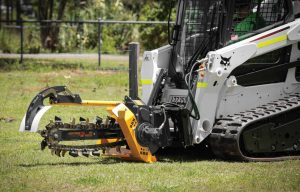 Trench Warfare: Are You Equipped with the Proper Skid Steer/Track Loader Trencher Attachment?