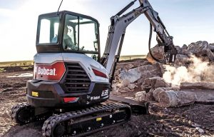 Bobcat Excavators Summarized — 2019 Spec Guide