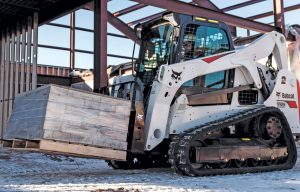 Bobcat Track Loaders Summarized — 2019 Spec Guide
