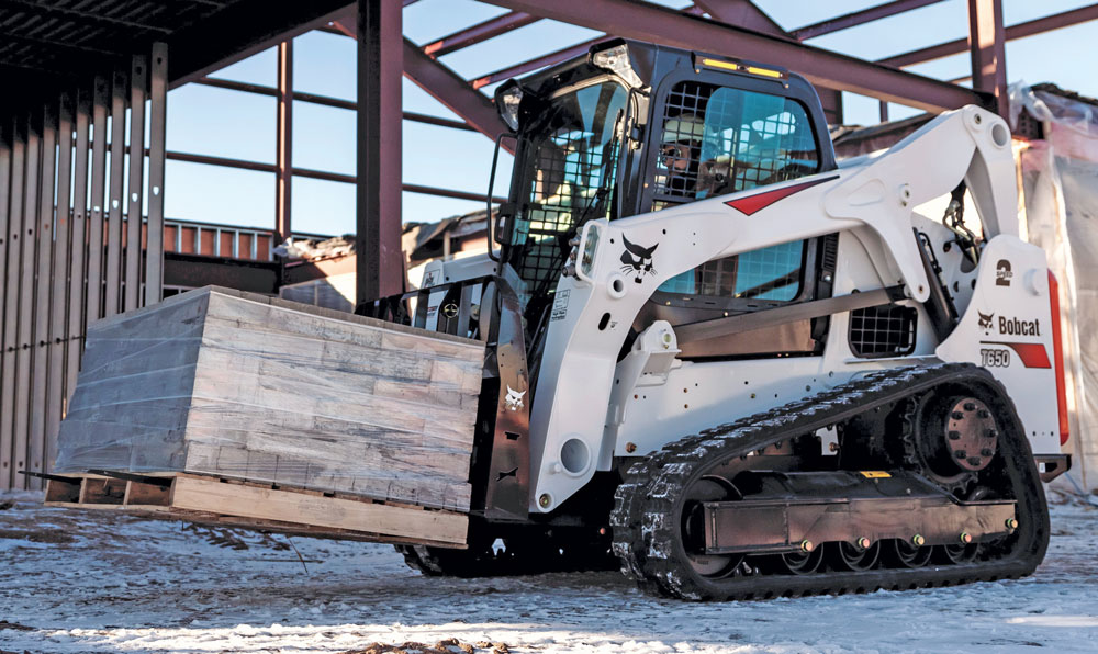 Bobcat Track Loaders Summarized — 2019 Spec Guide ...