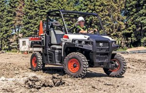 Bobcat Utility Vehicles Summarized — 2019 Spec Guide
