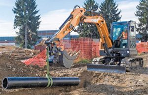 Case Excavators Summarized — 2019 Spec Guide