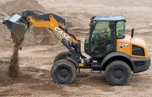 Case Compact Wheel Loaders Summarized — 2019 Spec Guide