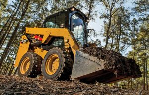 Caterpillar Skid Steers Summarized — 2019 Spec Guide