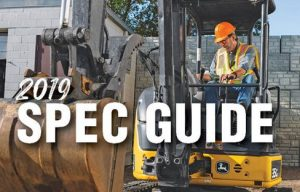 Spec Guide 2019: We Will Be Releasing Summaries and Specs for Seven Different Machine Categories Online Over the Next Month