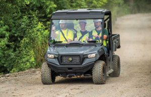 Cushman Utility Vehicles Summarized — 2019 Spec Guide