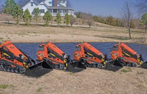 Ditch Witch Compact Tool Carriers Summarized — 2019 Spec Guide