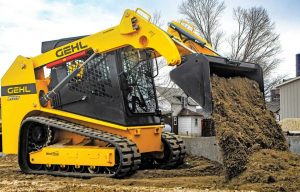 Gehl Track Loaders Summarized — 2019 Spec Guide