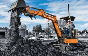 Hitachi Excavators Summarized — 2019 Spec Guide