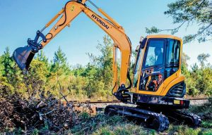 Hyundai Excavators Summarized — 2019 Spec Guide