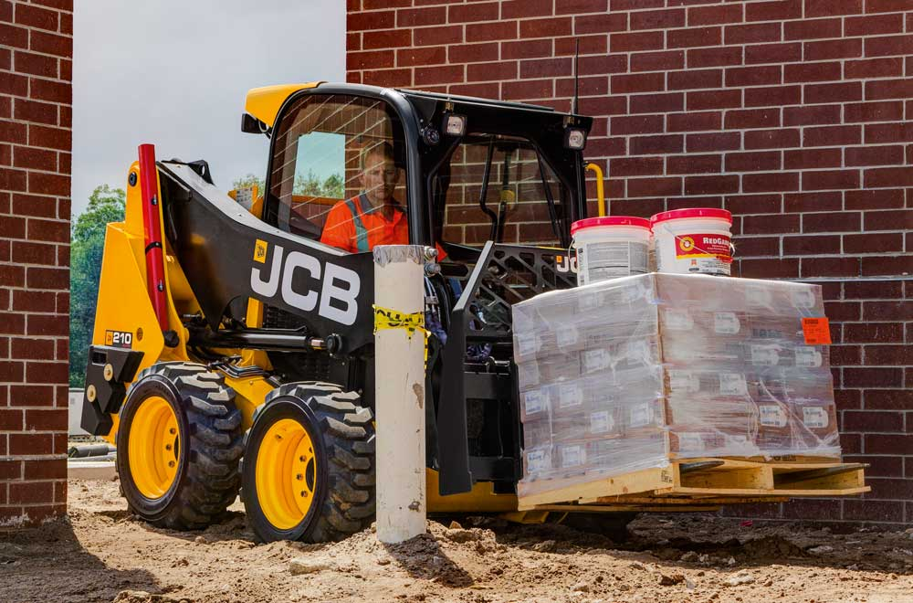 JCB skid steer