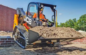 JCB Track Loaders Summarized — 2019 Spec Guide