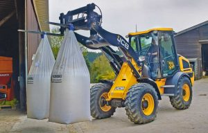 JCB Compact Wheel Loaders Summarized — 2019 Spec Guide