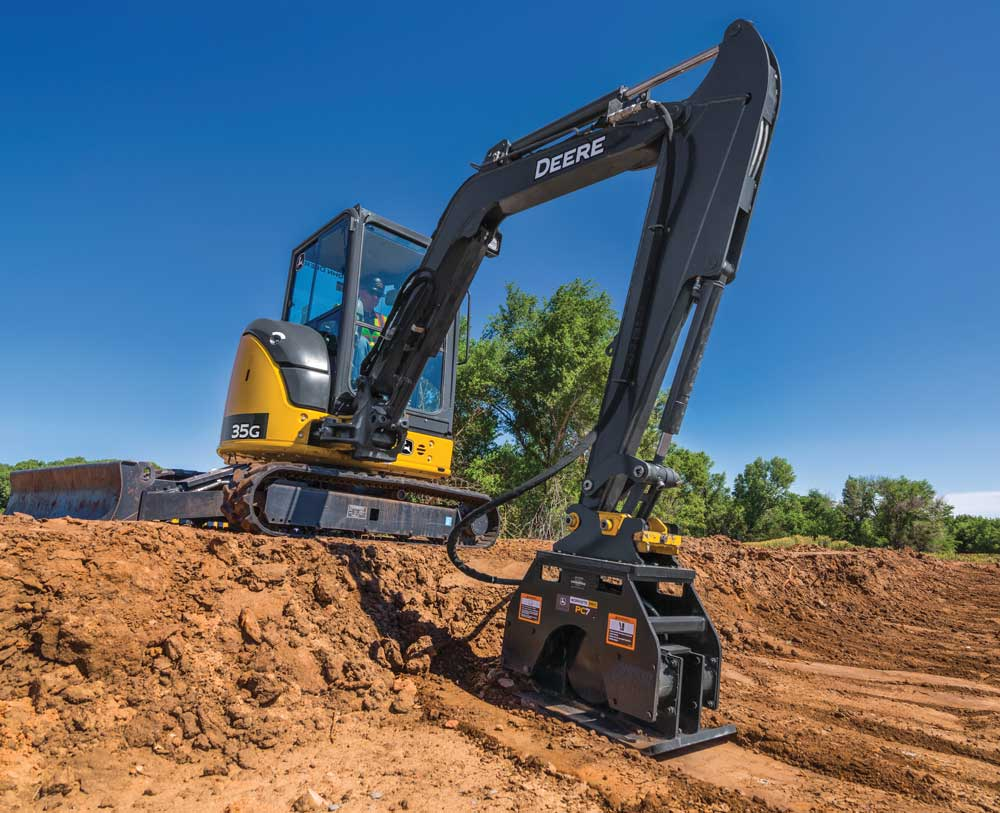 John Deere Excavators Summarized — 2019 Spec Guide