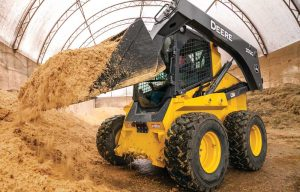 John Deere Skid Steers Summarized — 2019 Spec Guide