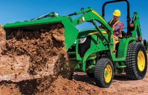 John Deere Tractors Summarized — 2019 Spec Guide