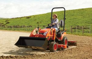 Kioti Tractors Summarized — 2019 Spec Guide