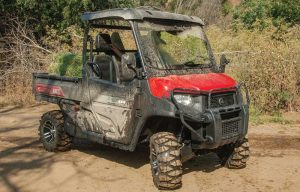 Kioti Utility Vehicles Summarized — 2019 Spec Guide