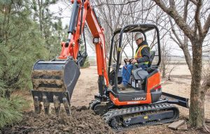 Kubota Excavators Summarized — 2019 Spec Guide