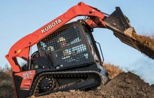 Kubota Track Loaders Summarized — 2019 Spec Guide