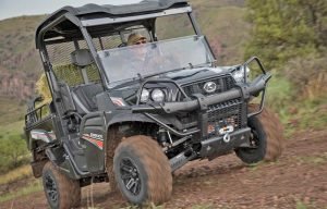 Kubota Utility Vehicles Summarized — 2019 Spec Guide