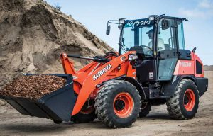 Kubota Compact Wheel Loaders Summarized — 2019 Spec Guide