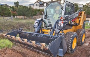 LiuGong Skid Steers Summarized — 2019 Spec Guide