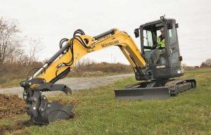 New Holland Excavators Summarized — 2019 Spec Guide