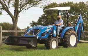 New Holland Tractors Summarized — 2019 Spec Guide