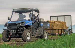 New Holland Utility Vehicles Summarized — 2019 Spec Guide