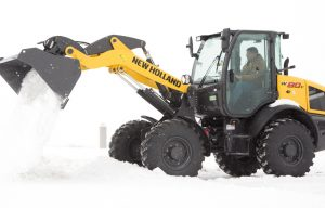 New Holland Compact Wheel Loaders Summarized — 2019 Spec Guide