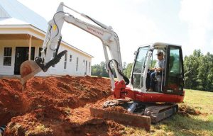 Takeuchi Excavators Summarized — 2019 Spec Guide