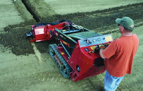 Compact Tool Carrier/Mini Skid Steer Maintenance Made Simple