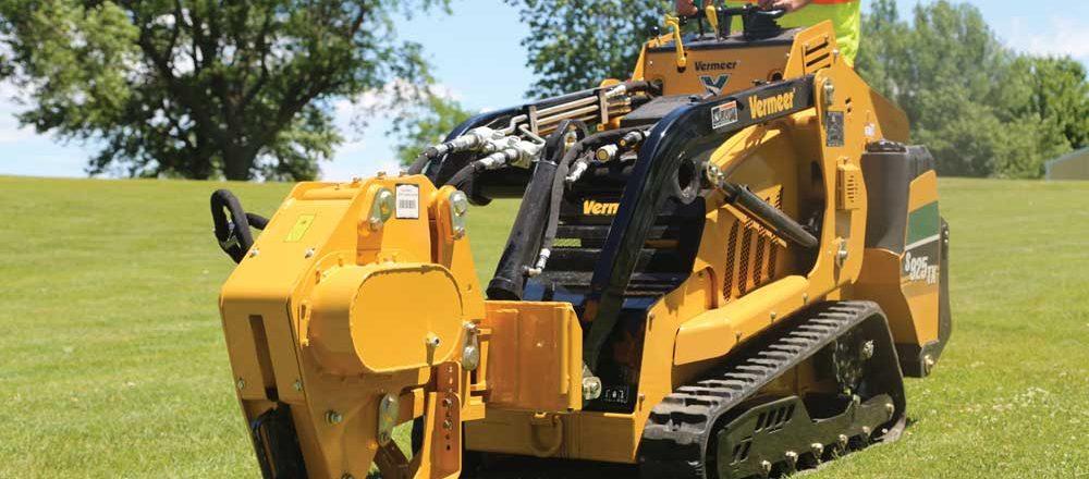 Vermeer compact tool carrier