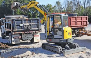 Wacker Neuson Excavators Summarized — 2019 Spec Guide