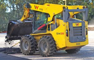 Wacker Neuson Skid Steers Summarized — 2019 Spec Guide