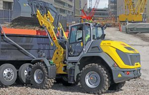 Wacker Neuson Compact Wheel Loaders Summarized — 2019 Spec Guide