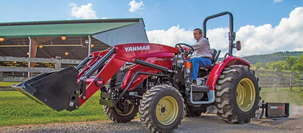 Yanmar America tractor