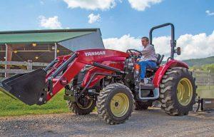 Yanmar Tractors Summarized — 2019 Spec Guide