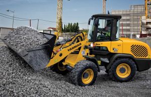 Yanmar Compact Wheel Loaders Summarized — 2019 Spec Guide