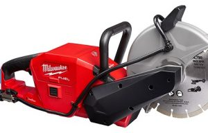 Milwaukee Tool Introduces Its New M18 FUEL 9-Inch Cut Off Saw