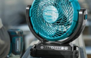 Friday Fun: Makita Announces New 18V LXT Cordless Fan, LED Flashlight and Jobsite Radio