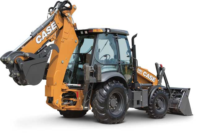 Case N Series Backhoes