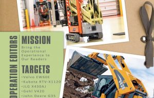 We're Awesome — <em>Compact Equipment</em>  Has Earned Three Awards So Far This Year for Editorial and Design
